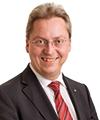 Johann Gigl (Leitung Gewerbekunden-/ Baufinanzierungsberatung & Agrarberatung)